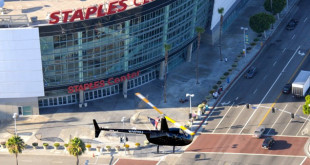 DTLA-Hollywood Helicopter Tour