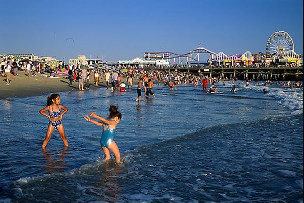 Los Angeles Beaches Near Lax