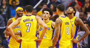 Los Angeles Lakers Home Games