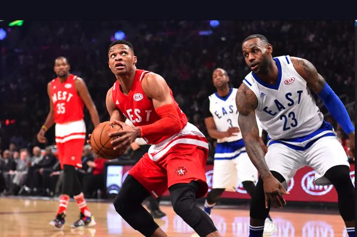 NBA all star 700