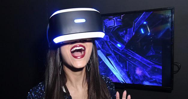 VR sony music 400
