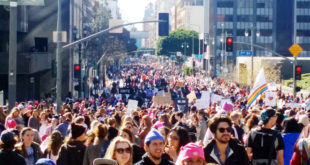 LA Womens March 2018: Everything You Missed!