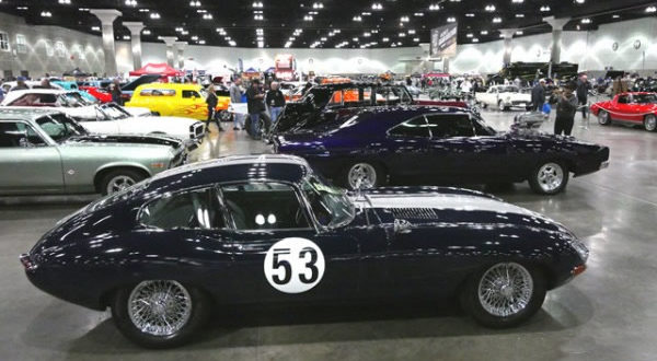 Classic Auto Show March Events Los Angeles - Los angeles car show 2018