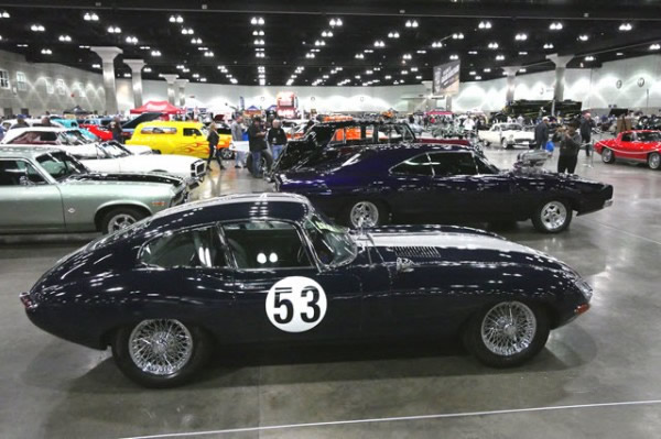 Classic Auto Show March Events Los Angeles - Car show los angeles ca